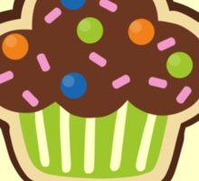 Hey There, Cupcake! Sticker Sticker