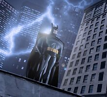 I... AM... BATMAN! by NerdierPhotog