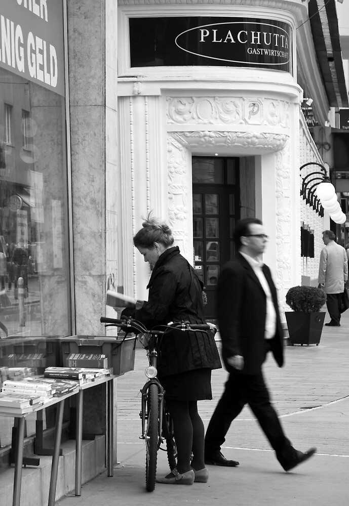 Street of Vienna by jasminewang