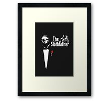 The Slothfather Framed Print