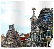 Gaudi Poster