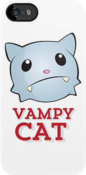 Vampy Cat! by mcgani