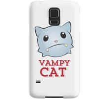 Vampy Cat! Samsung Galaxy Case/Skin