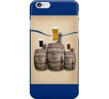 Beer Awards Podium iPhone Case/Skin