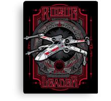 Rogue Leader Canvas Print