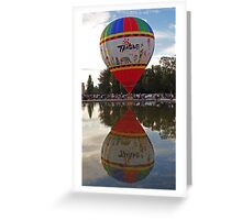 Taiwanese Hourglass Greeting Card