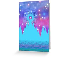 Star Seeker Greeting Card