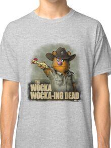 The Wocka Wocka-ing Dead Classic T-Shirt