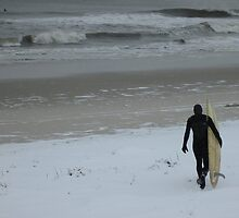 Surfin' Snow by KarenDinan