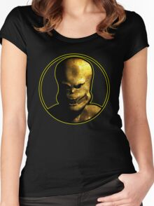 Arch-Vile 3D Women's Fitted Scoop T-Shirt
