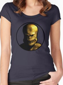 Arch-Vile 3D (Version 2) Women's Fitted Scoop T-Shirt