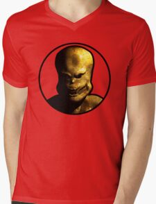 Arch-Vile 3D (Version 2) Mens V-Neck T-Shirt