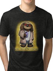 The Big Bowwowski Tri-blend T-Shirt