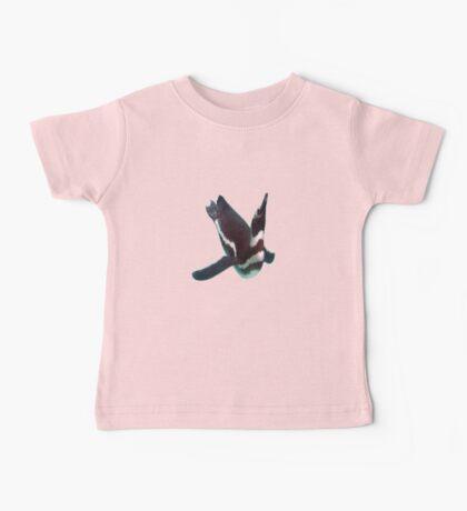 Penguin Swim  Baby Tee