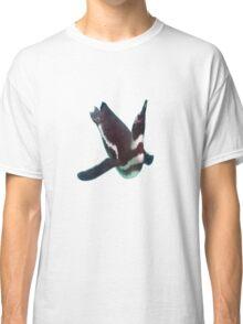 Penguin Swim  Classic T-Shirt