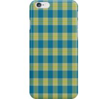 00726 Argentine Flag Fashion Tartan Fabric Print Iphone Case iPhone Case/Skin