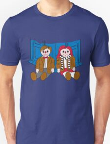 Raggedy Man and Amy-variant T-Shirt