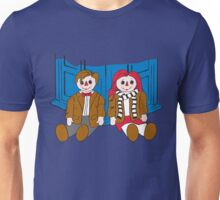 Raggedy Man and Amy-variant Unisex T-Shirt