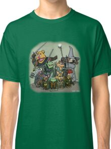 Fellowship of the Muppets Classic T-Shirt