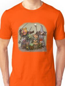 Fellowship of the Muppets Unisex T-Shirt