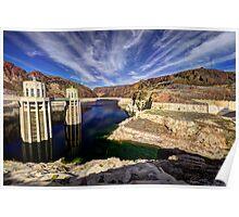 Hoover Reservoir  Poster