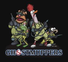 Ghostmuppers Baby Tee