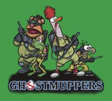 Ghostmuppers One Piece - Short Sleeve
