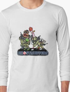 Ghostmuppers Long Sleeve T-Shirt