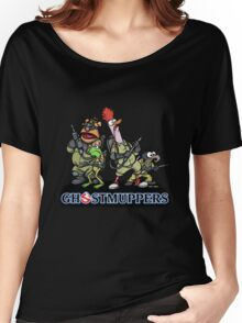 Ghostmuppers Women's Relaxed Fit T-Shirt