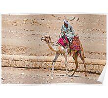 Camel Taxi. Poster