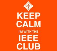Keep Calm IEEE Club Kids Clothes