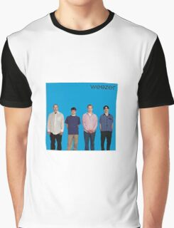 Weezer Band Graphic T-Shirt