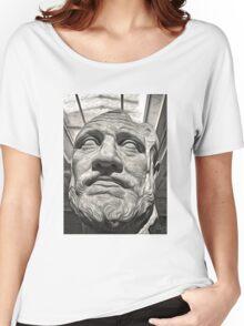 Classic Greek Bust Women's Relaxed Fit T-Shirt