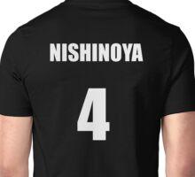 Karasuno - Yu Nishinoya #4 Unisex T-Shirt