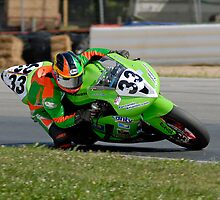 Fernando Amantini at Mid Ohio by RandyCBrown