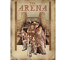 The Arena - Elder Scrolls IV Oblivion  Photographic Print