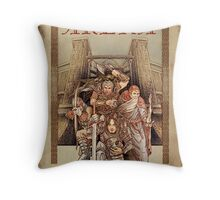 The Arena - Elder Scrolls IV Oblivion  Throw Pillow