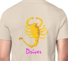 Drive Scorpion  Unisex T-Shirt