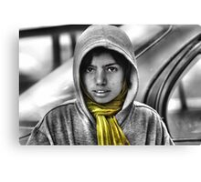 Afghanistan B&W Collection: HORBW0061 Canvas Print