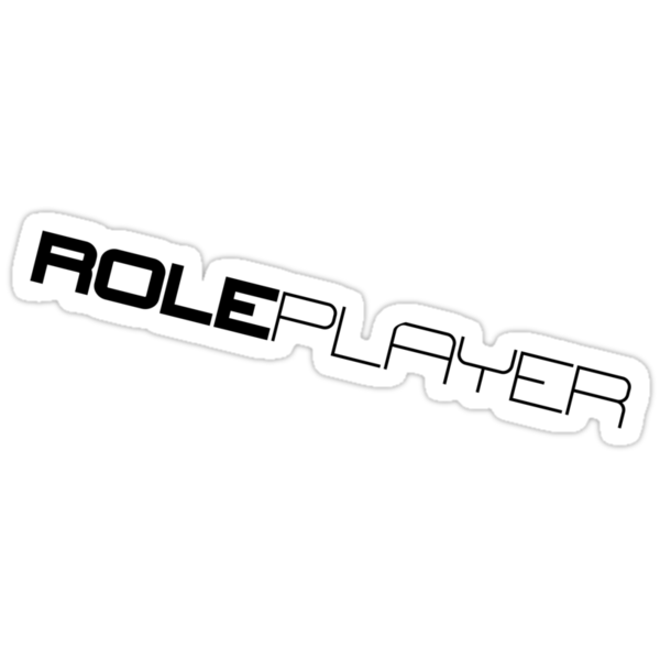 For Us Roleplayers by beingavenged