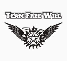 Team Free Will Shirt by HarmonyByDesign
