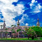 University of Tampa by Edvin  Milkunic