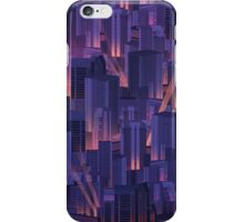 Midnight City iPhone Case/Skin