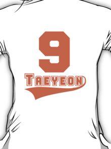 Taeyeon - 9 T-Shirt