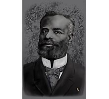 Elijah McCoy  THE REAL MCCOY ! Photographic Print