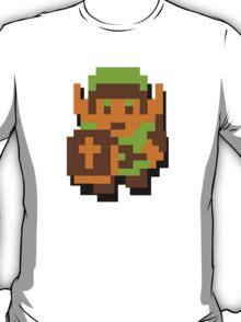 Zelda Link Nintendo 8 - bit T-Shirt