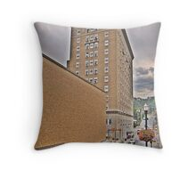 Great Heights Throw Pillow