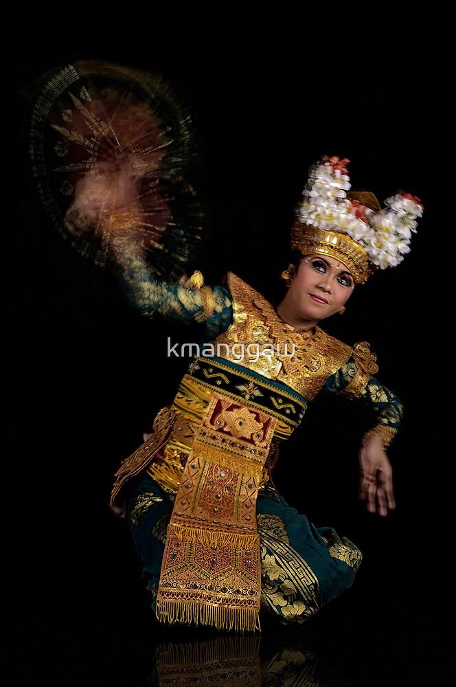 Legong Dance by kmanggaw