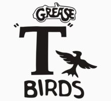 Grease T-Birds  by Circleion