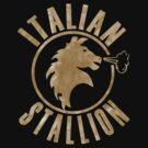 Rocky Italian Stallion by Circleion